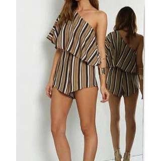 Runaway the Label Playsuit size 8
