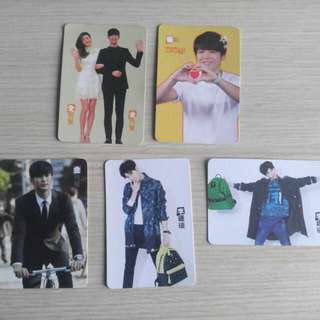 Yes Card Infinite 李鐘碩 金秀賢