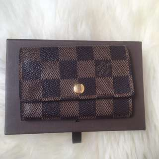 Louis Vuitton Key holder damier