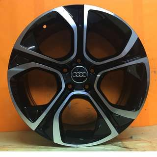 18 inch SPORT RIM AUDI RACING WHEELS