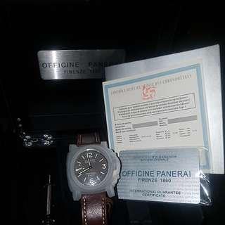 Panerai Luminor Marina PAM510 P Titanium Swiss Eta