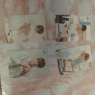 BTS小卡同簽卡
