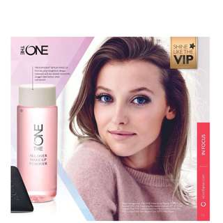 The ONE All-Over Make-Up Remover - Oriflame