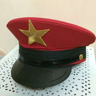 Red army cap, Cosplay