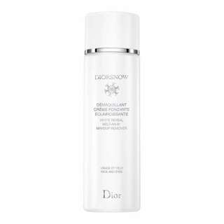 【Limited Value Buy】Christian Dior Diorsnow White Reveal Melt-Away Makeup Remover 200ml