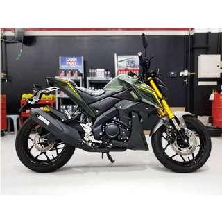 NEW! Yamaha MT-15 Xabre