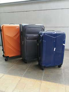 Travel Luggage Baggage COMBO MYR130