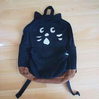 日本限定ne-net貓貓背包backpack