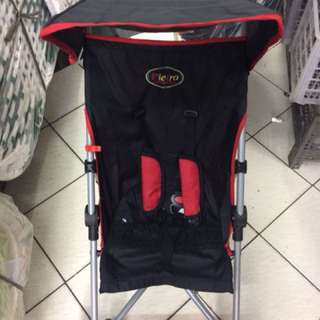 Brand New Pietro Baby Stroller with hood