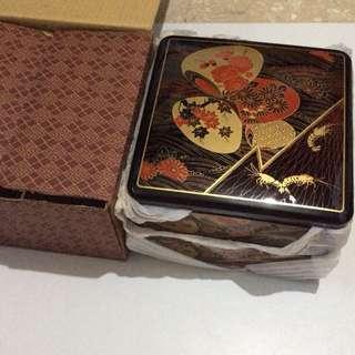 Japanese's storage box, $4