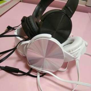 頭戴式耳機(有線)生日人哋送,所以平賣