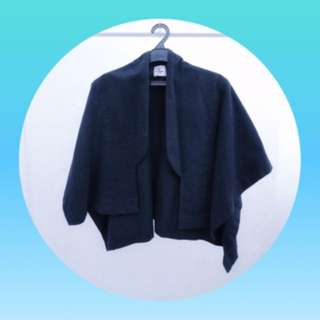 NAVY BATWING OUTER
