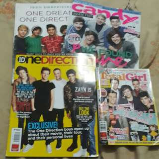 Unofficial 1D Magazines