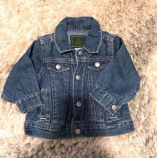 Preloved Gap baby Jacket for NewBorn