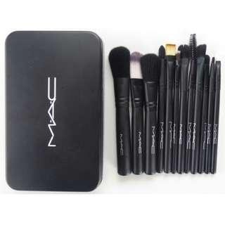 MAC Make up Brush 12pcs
