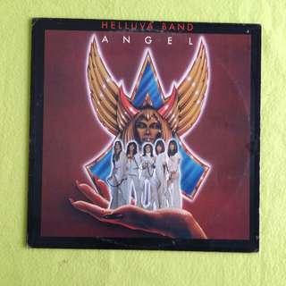 ANGEL. helluva band. Vinyl record