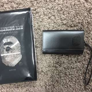 Bape Purse(100%authentic)