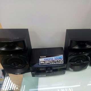 Kredit Portable Audio Panasonic Proses 10 Menit