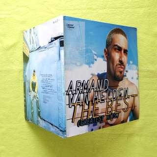 2LP. ARMAND VAN HELDEN. the best (greatest hits )Vinyl record