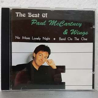 CD》The Best Of Paul McCartney & Wings