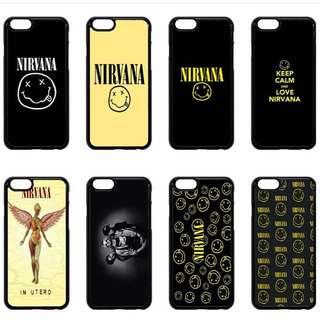 Nirvana Phone Cases