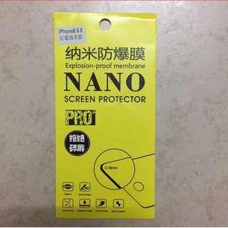 iPhone 6+ 6plus nano screen protector