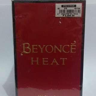Beyonce's heat Perfume