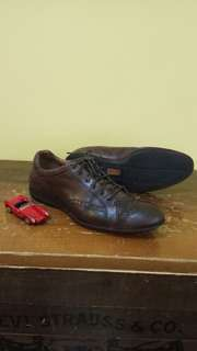 Clarks Brown Leather