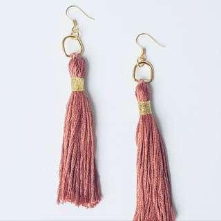 Boho Tassels Earrings