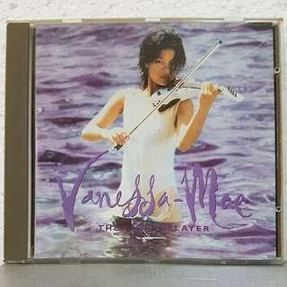 CD》Vanessa-Mae - The Violin Player