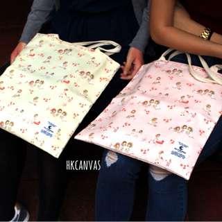 田園少女風 Tote bag