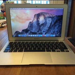 Macbook Air 11 inch (late 2010)
