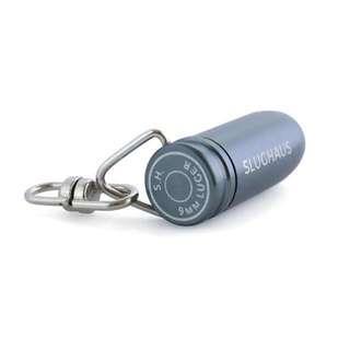 Slughaus Bullet Keychain LED Torch Light