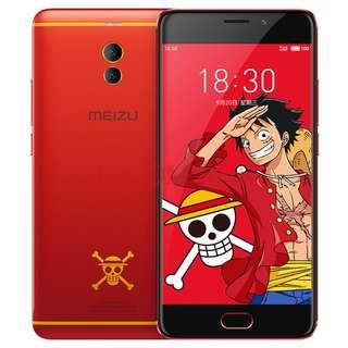 全新 魅族 魅藍 Note 6 3G 32G 海賊王 Meizu Note 6 3G 32G One Piece