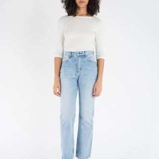 NEUW denim mom jeans