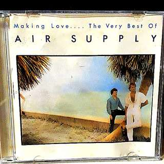 The very best of Air Supply ( cd audio )
