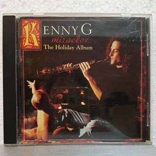 CD》Kenny G - Miracles ..The Holiday Album