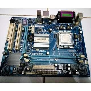 Motherboard Gigabyte GA-G41MT-ES2L (Mobo Only)