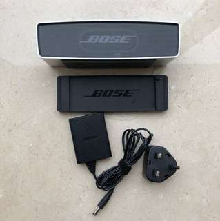 Bose SoundLink Mini -portable speaker