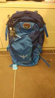 Osprey 背包連水袋