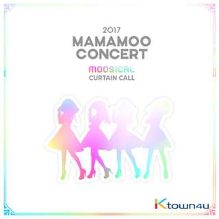 MAMAMOO - 2017 MOOSICAL CURTAIN CALL BLU-RAY