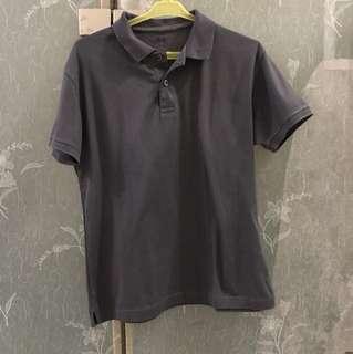 Uniqlo Slim Fit Pique Polo Shirt