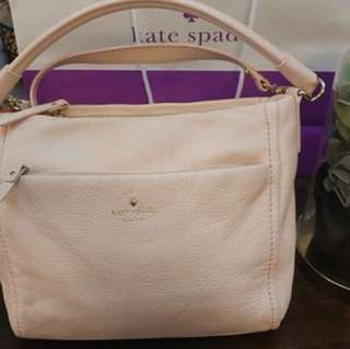 Baby Pink Authentic Kate Spade purse