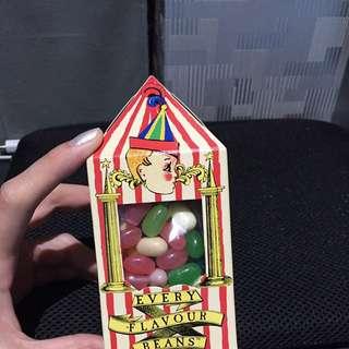哈利波特怪味糖