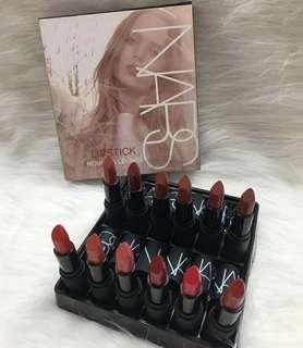 NARS Lipstick Black 12pcs