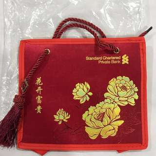 Private Bag Mandarin Oranges Carrier Bag
