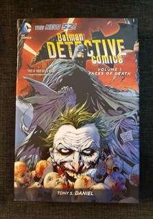 Batman Detective Comics - Faces of Death (New52)