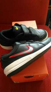 Authentic Nike Pico shoes leather