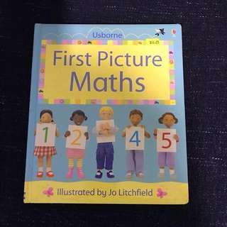 Usborne - First Picture Maths
