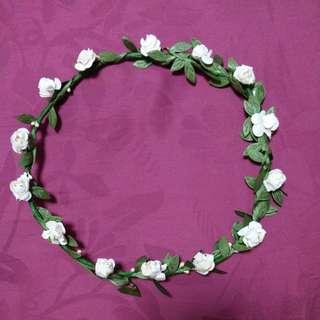 Floral Headband / Flower Crown / Hair Accessories